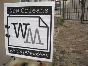 WM sign