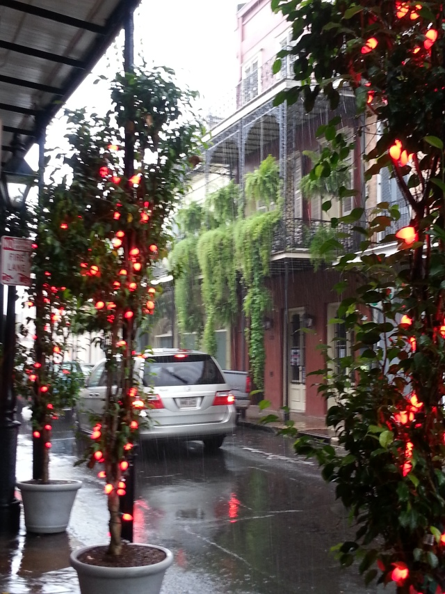 Martens photo 8 French Quarter Downpour